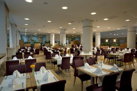 City Hotel Ljubljana: Restaurant