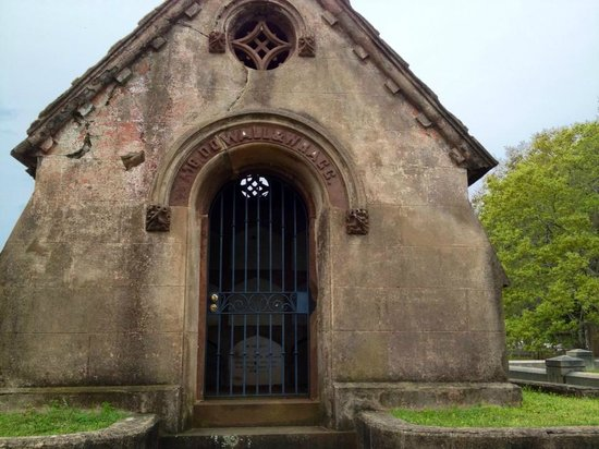 Magnolia Cemetery: Mausoleum