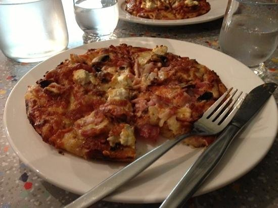 Anton's Best of Tasmania Pizza, Pasta & More: Build your own meatlovers!