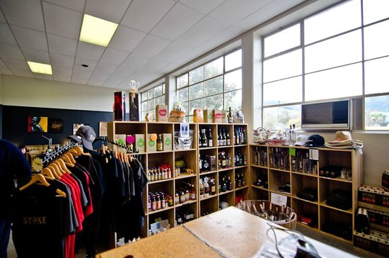 McCashin's Brewery: The bottlestore - featuring other local products too