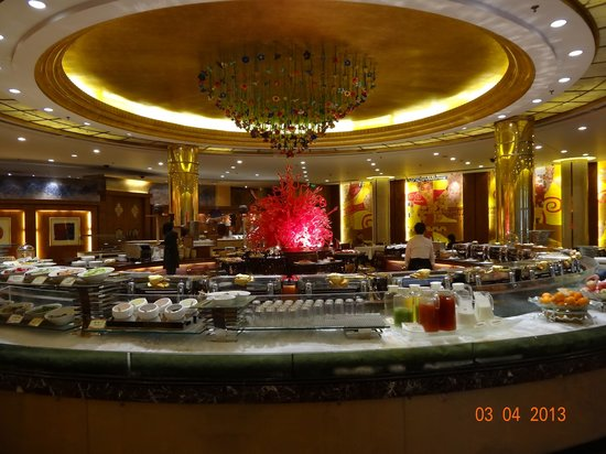 Beijing Friendship Hotel: breakfast
