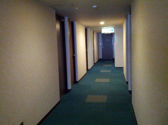 Kochi Sunrise Hotel: ホール