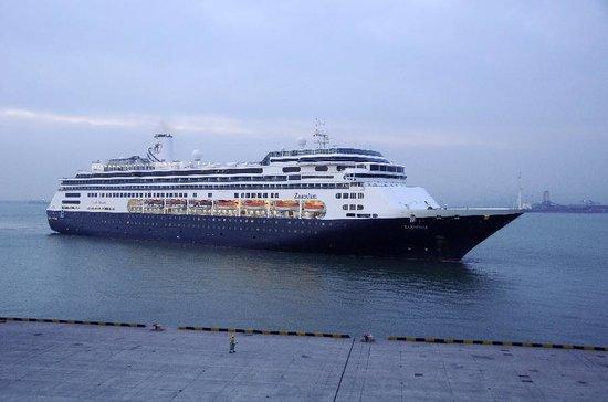 Tianjin International Cruise Port