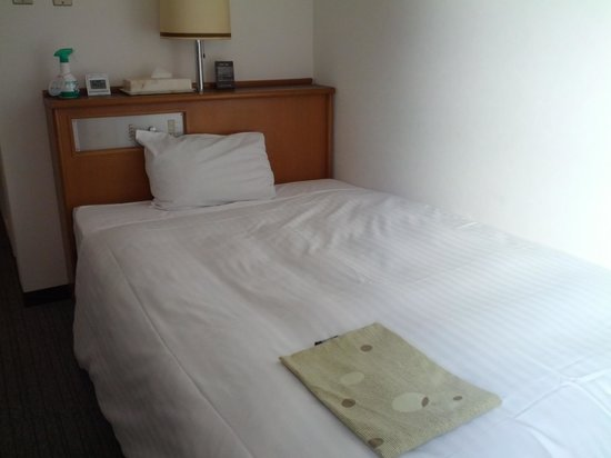 Kochi Sunrise Hotel: ベッド
