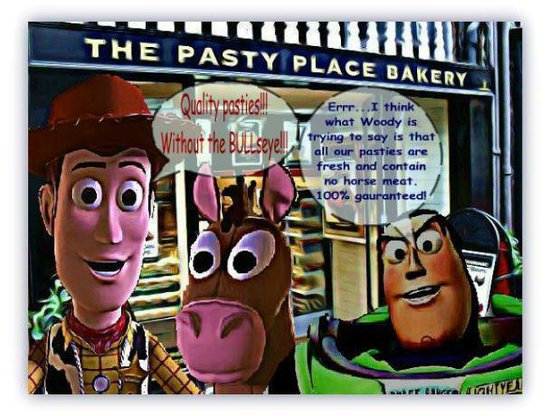 The Pasty Place Bakery: THE PASTY PLACE BUZZ