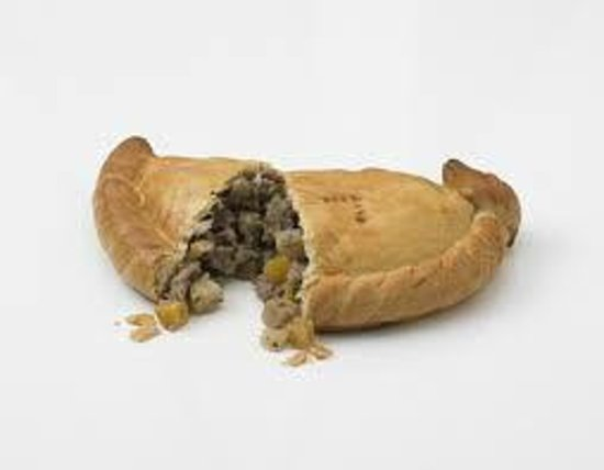 The Pasty Place Bakery: LAMB AND MINT PASTY