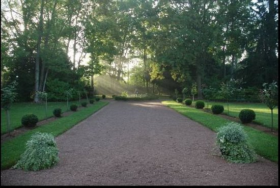 Cote Park: Jardin