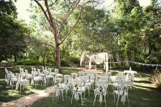 أولد جوز كايا كنتري هاوس: Garden