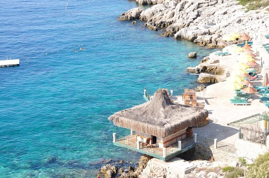 Beach Picture Of Cappari Hotels Aquarius Hotel Kas