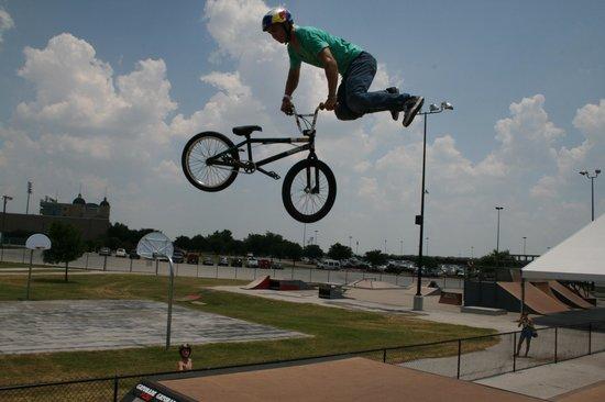 Grande Prairie BMX Bike Park