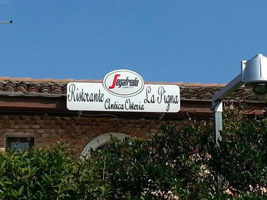 Montebelluna, Italia: osteria la pigna