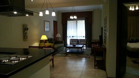 Donatello Hotel: Executive suite 10th April 13