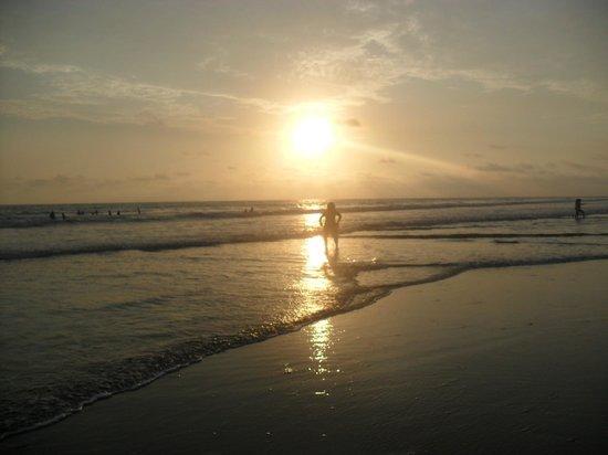Los Suenos del Mar Resort: Playa