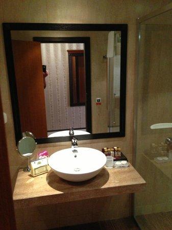 BEST WESTERN PLUS Bristol Hotel: Badezimmer