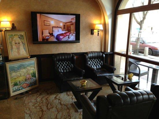 BEST WESTERN PLUS Bristol Hotel: Lobby