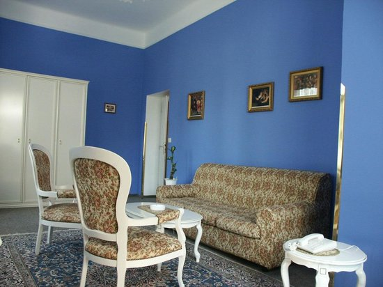 ~ villa wohnzimmer