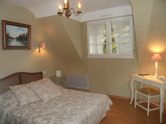 Hotel De Kerlon : suite