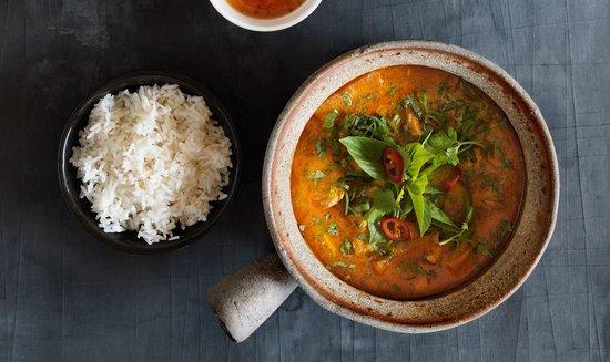 Lele Street Kitchen: LêLês famous Curry & Turkey