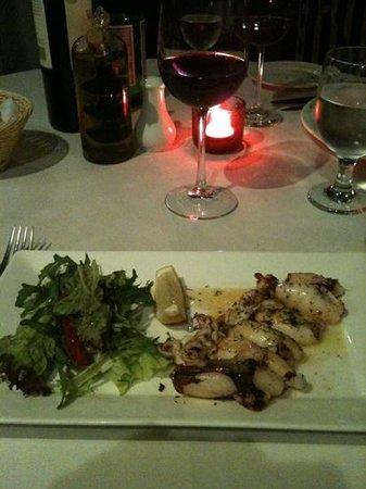 cenacolo: calamari