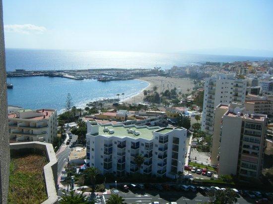 TRYP Tenerife: Vista desde la habitación