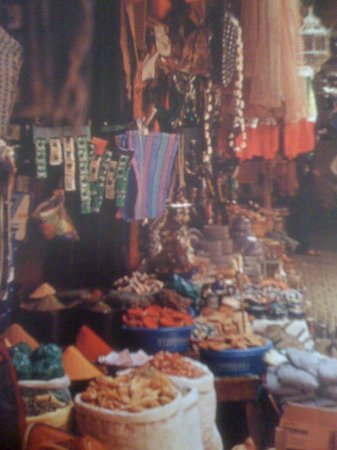 spice market in morocco - picture of semo's moroccan canteens