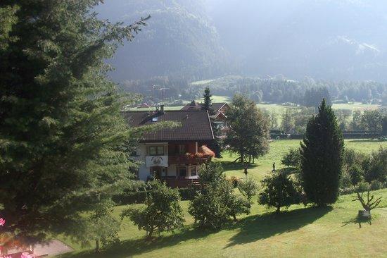 Hotel Reichegger: Panorama dalla stanza