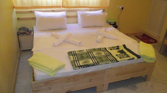 Maafushi Inn room