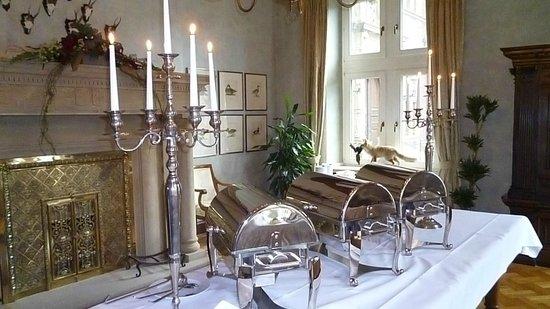 Schloss Krickenbeck : Schloss