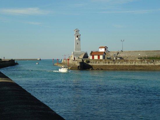 Ibis Budget Ciboure Saint-Jean-de-Luz : Ciboure le port