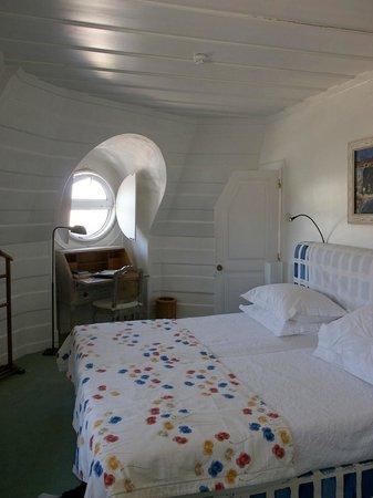The Albatroz Hotel: Une des chambres les moins chères mais quel charme