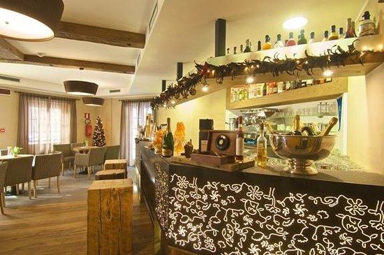 Hotel Chalet del Brenta: aperitime