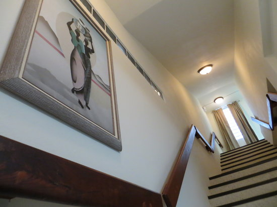 Moonlight Bay Hostel: Stairs