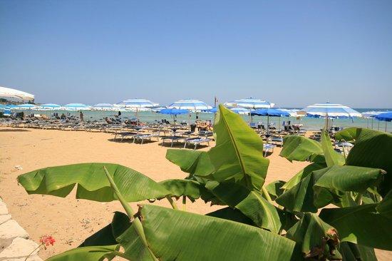 Avola - Spiaggia Villa Romana
