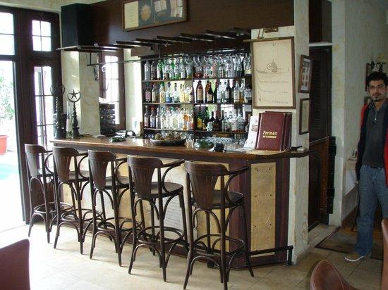 Ferman Residence: bar