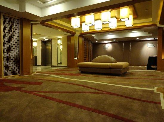 Beijing International Hotel: 20th Floor