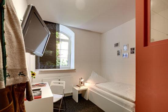 mk hotel münchen: Einzelzimmer