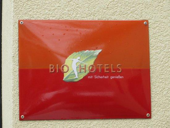 Landhaus Knura: Insegna Bio Hotels