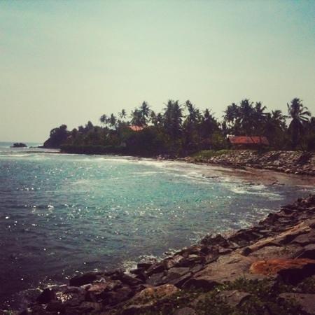 Insight Resort: near by beach