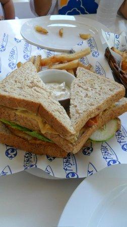 Fishbar: clubhouse sw