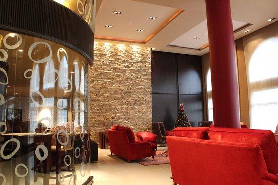 Hotel Patagonia: restaurant bar site