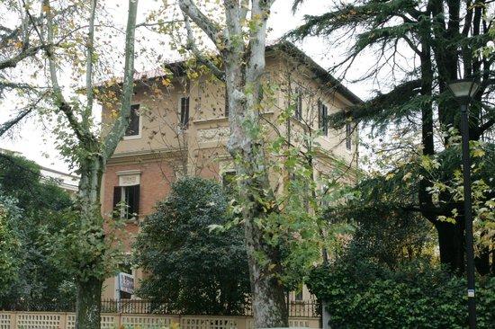 Villa dei Platani Boutique Hotel & Spa: Esterno
