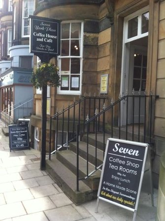 Seven Coffee Shop: Seven Cafe and Tea Rooms