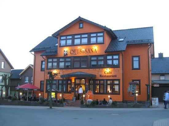 Sporthotel Oberhof: Im Ort Oberhof gibt es wunderschöne Kneipen und Restaurants
