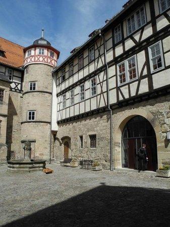 Sporthotel Oberhof: Und dann auch noch auf Burgfräuleins zu treffen
