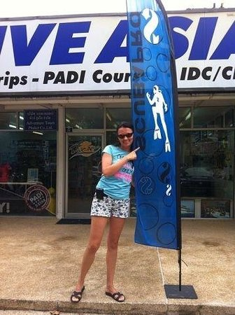 Dive Asia - Day Trips and PADI Courses: my first diving was here!:)
