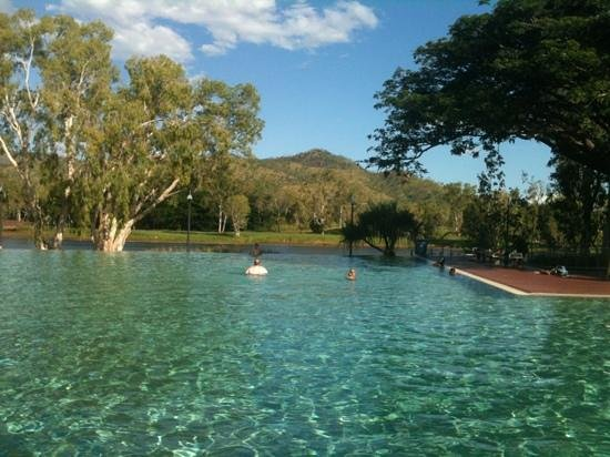 Amazing Swimming Pool Picture Of Riverway Townsville Tripadvisor