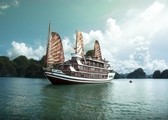 Tuan Chau Island, Vietnam: Photo provided by Bhaya Day Cruises
