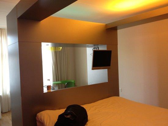 Hotel St. Martenslane: Room 1