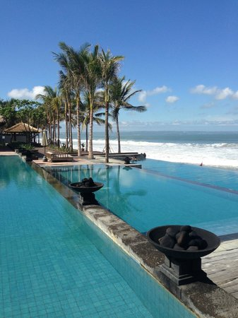 The Legian Bali: At the Hotel Pool