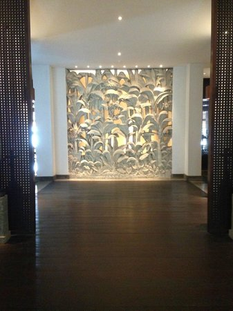 The Legian Bali: View from the Lobby